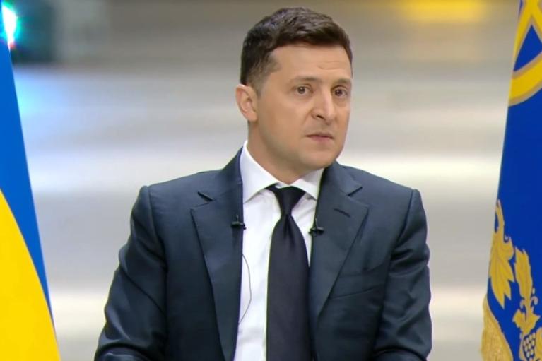 Зеленський прокоментував можливість розпуску Верховної Ради