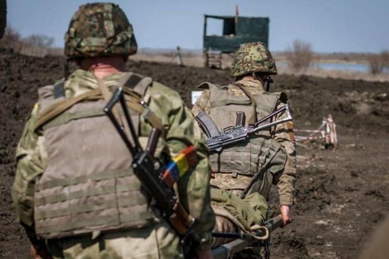 Боевики трижды обстреляли ВСУ из гранатометов: потерь среди наших нет
