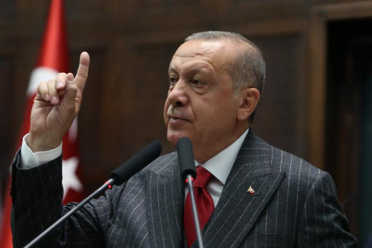 Лапочка Реджеп. Як Ердоган змушує ЄС відмовитися від санкцій
