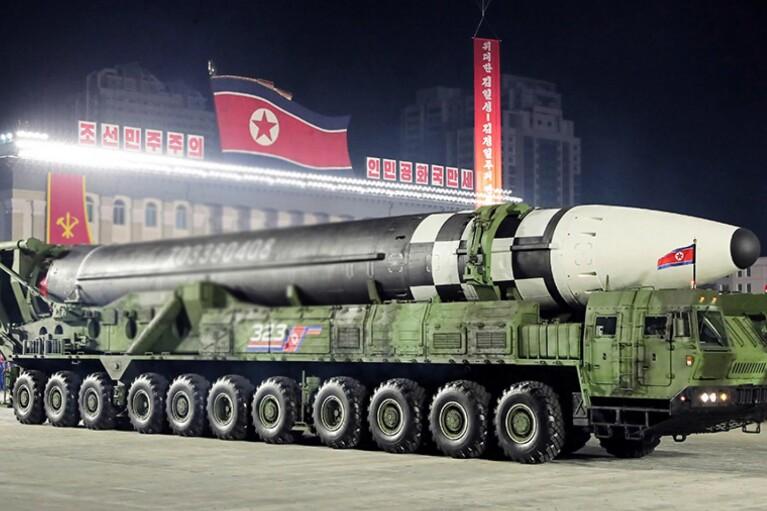 У КНДР заявили, що говорити про закінчення війни на Корейському півострові передчасно