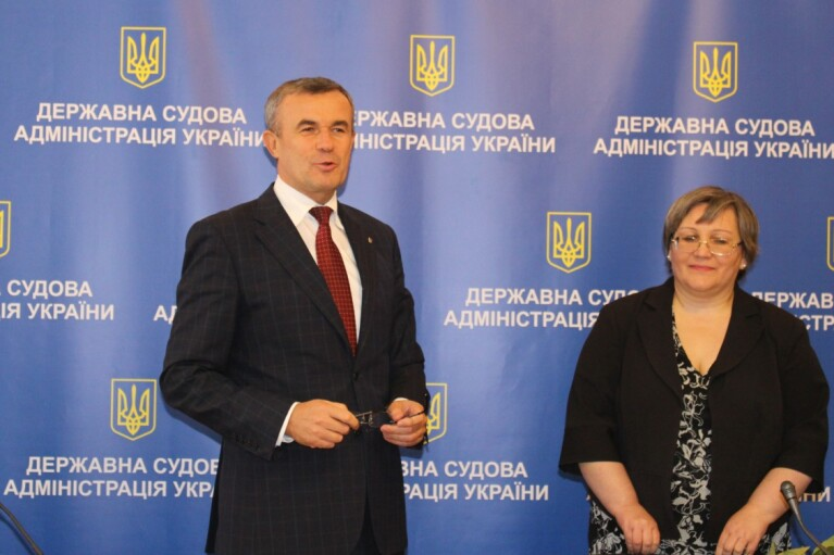 Плівки Вовка: голова Держсудадміністрації Холоднюк подав у відставку