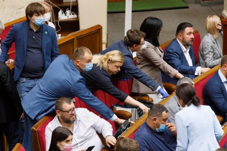Верховная Рада приняла закон об игорном бизнесе