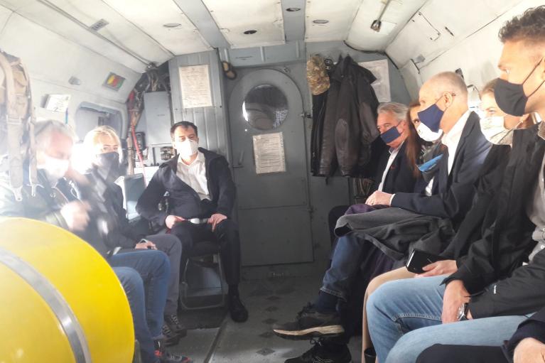 Главы МИД стран Бенилюкса отправились на Донбасс (ФОТО)