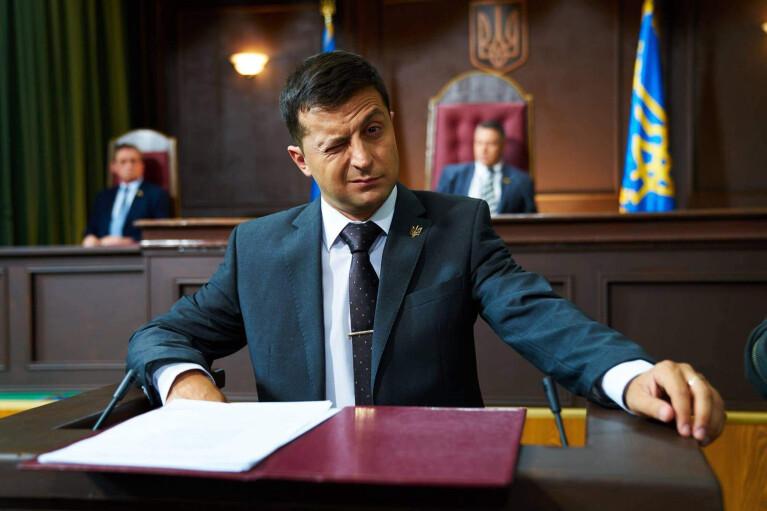 """Зеленський впевнений, що після нього українці не оберуть президента """"з політичним нафталіном"""""""