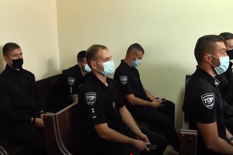 У Львові засудили патрульних через смерть хлопця під час облави в гральному закладі