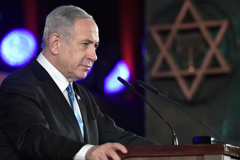 """""""Будем продолжать"""": Нетаньяху записал обращение"""