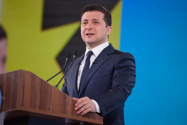 Банкова визначила дату пресконференції Зеленського, - джерело