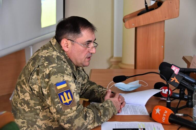 В штабе ООС заявили о подготовке спецподразделениями РФ провокаций на оккупированном Донбассе