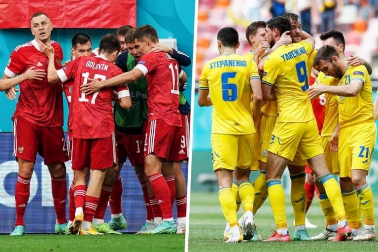 Після вильоту збірної Росії з Євро-2020 в Держдумі хочуть влаштувати їй матч проти України