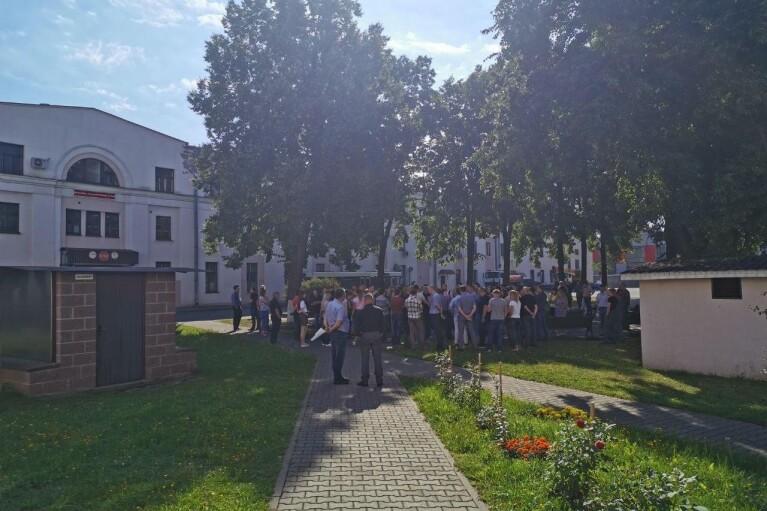 В Беларуси начинается общенациональная забастовка