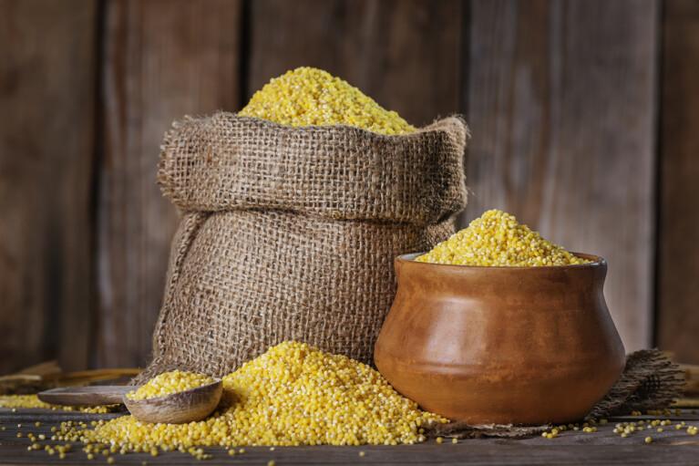 Велич просяного зерна. Що ми знаємо про пшоно і до чого тут віники