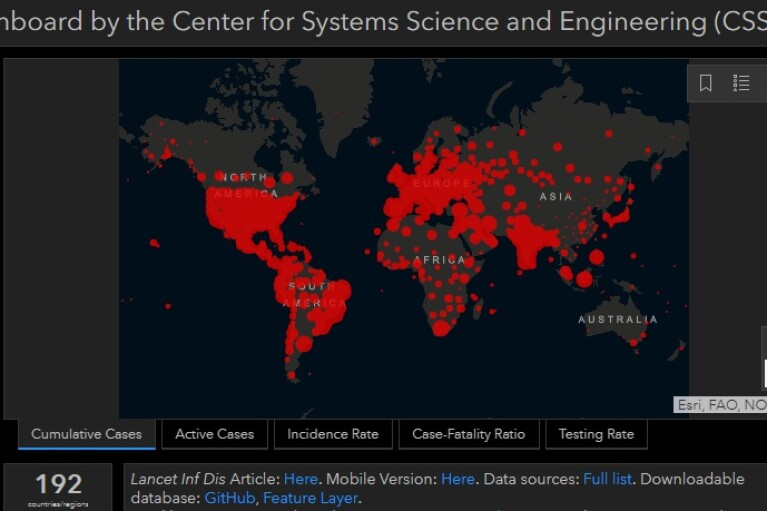 Коронавирус в мире: ситуация по состоянию на утро 1 марта