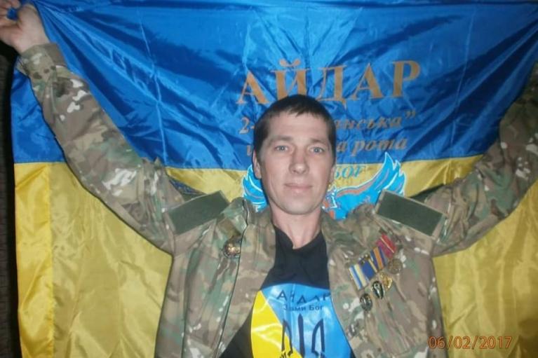 """У госпіталі помер боєць """"Айдара"""", поранений російським снайпером місяць тому"""