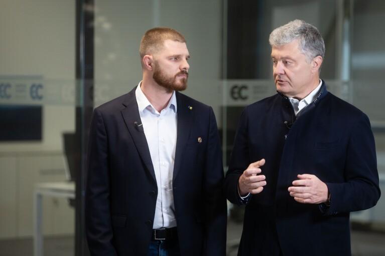 Порошенко заявил о победе своего кандидата на выборах в Борисполе