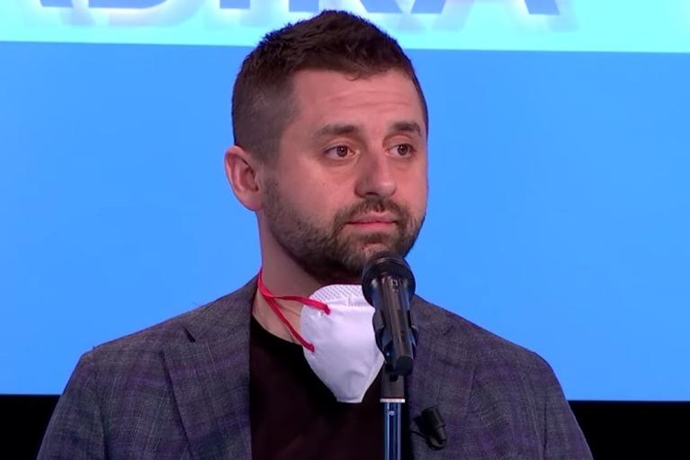 Арахамия назвал кандидата на должность Степанова