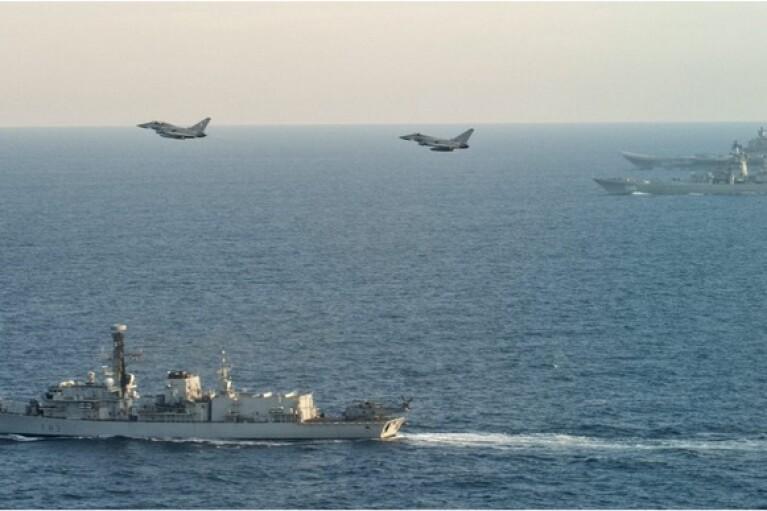 Два британские корабли в мае войдут в Черное море, — СМИ
