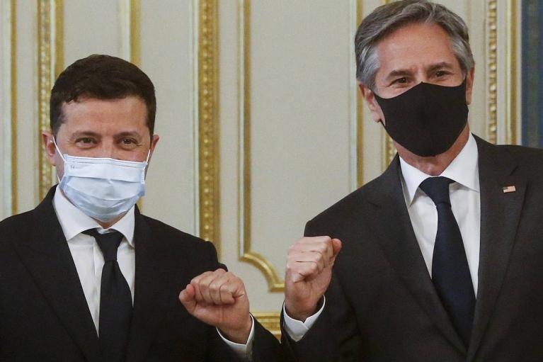 Експерти розповіли, як українська влада може зреагувати на візит Блінкена до Києва
