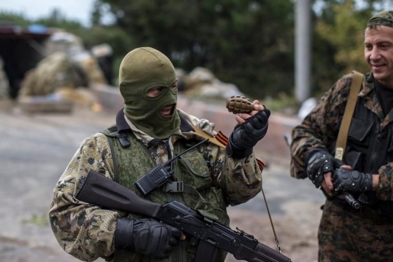 День на Донбассе: защитники Украины открывали ответный огонь