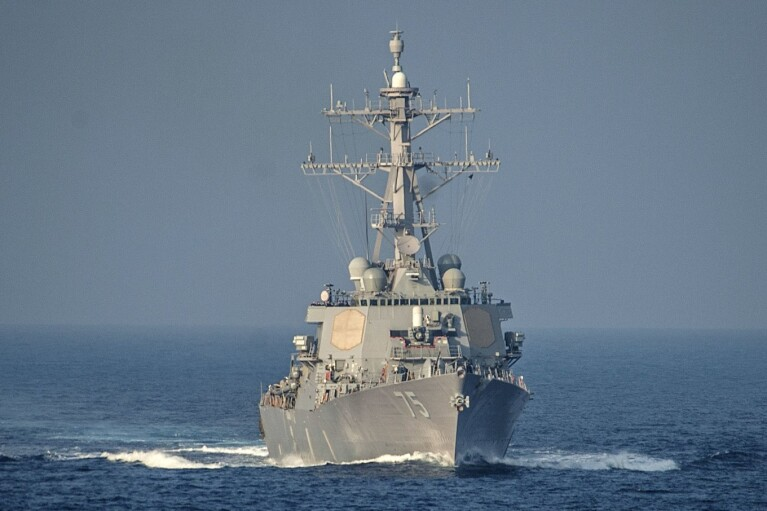 Есмінці ВМС США заходять в Чорне море: в Росії істерично вирушили зустрічати