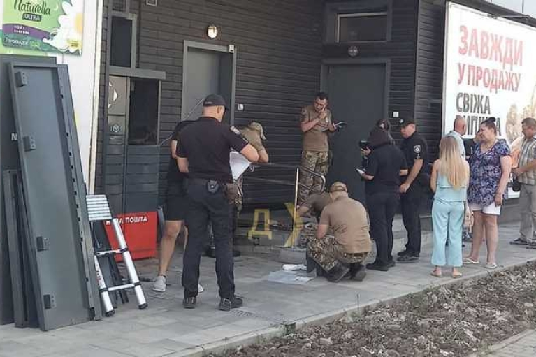 """Полиция задержала мужчину, взорвавшего терминалы """"Новой почты"""" в Киеве и Одессе. Им оказался крымчанин"""