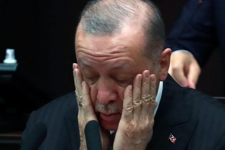 Турецька ліра обвалилася до історичного мінімуму після погроз Ердогана вислати послів 10 країн