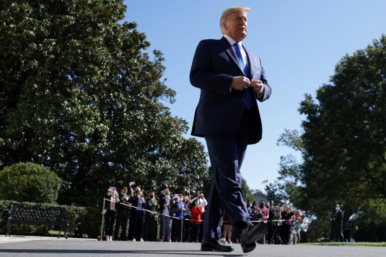Барвиха и ср*ные дыры. Почему после проигрыша Трамп может осесть в Подмосковье