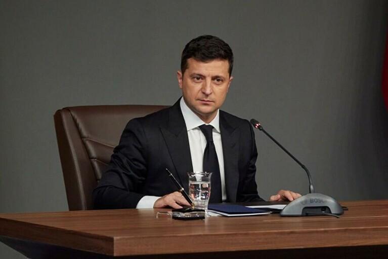 Зеленський – про можливий наступ України на Донбасі: не дамо росіянам такого щастя