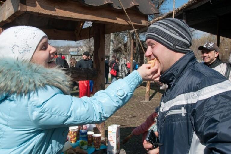 В Україні почалося святкування Масниці