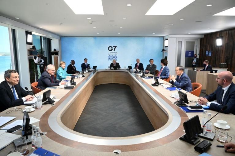 """Саммит G7 : """"Семерка"""" перекраивает мир. О чем говорят результаты корнуолльского саммита"""
