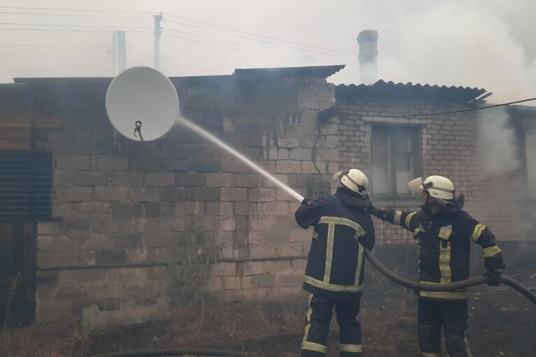 Луганщина в огне: спасатели назвали количество погибших