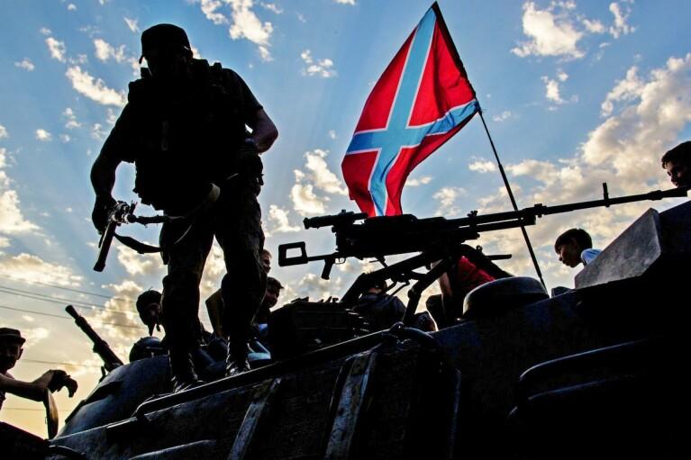 На Донбасі неспокійно: бойовики застосували гранатомети і міномети