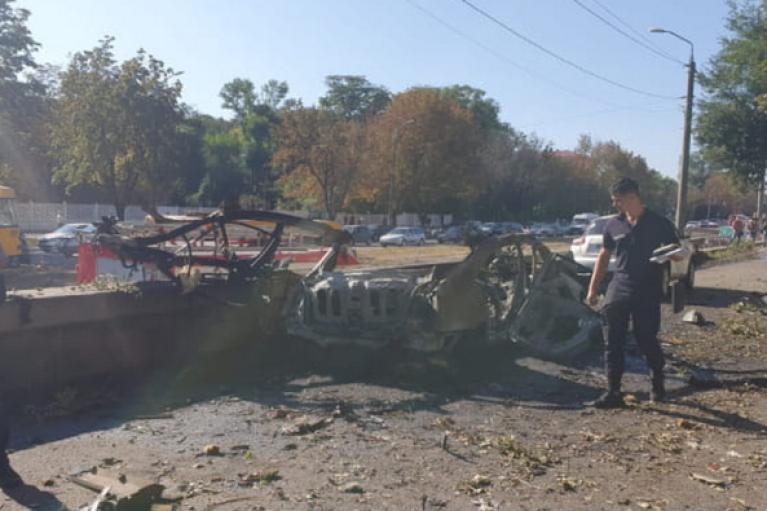 Вибух авто у Дніпрі: ЗМІ з'ясували причину