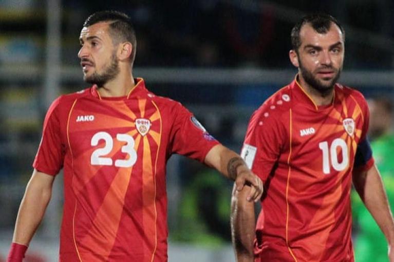 Греция требует от Северной Македонии изменить форму сборной на Евро-2020 (ФОТО)