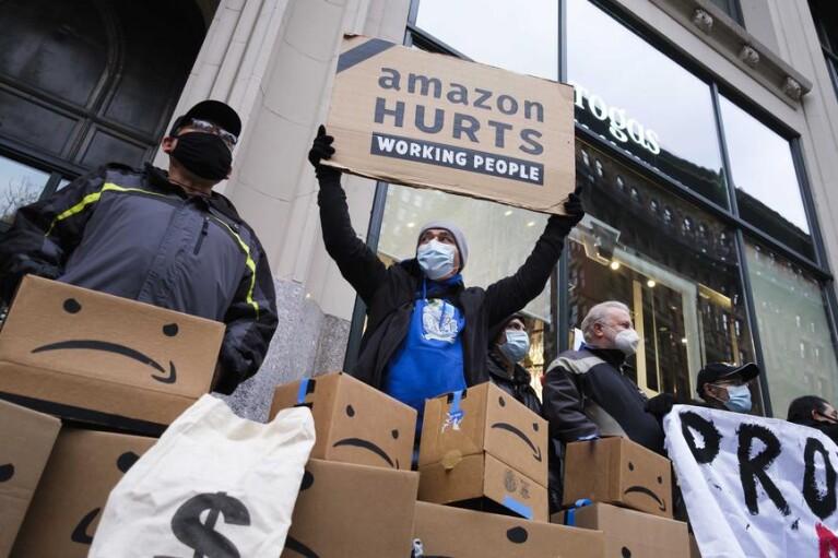 Make Amazon pay again. До чого призведе міжнародний буллінг компанії Безоса