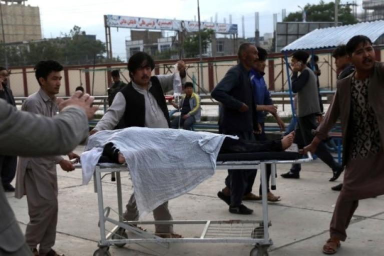 Количество погибших в результате теракта в Кабуле возросло до 40 человек