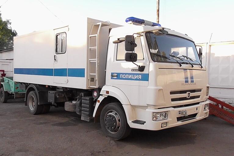РФ пообіцяла Раді Європи розширити автозаки для протестувальників і оснастити їх туалетами