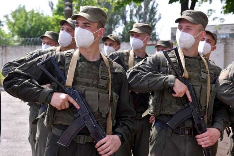 За сутки в ВСУ — еще 11 случаев коронавируса, — командование Медсил