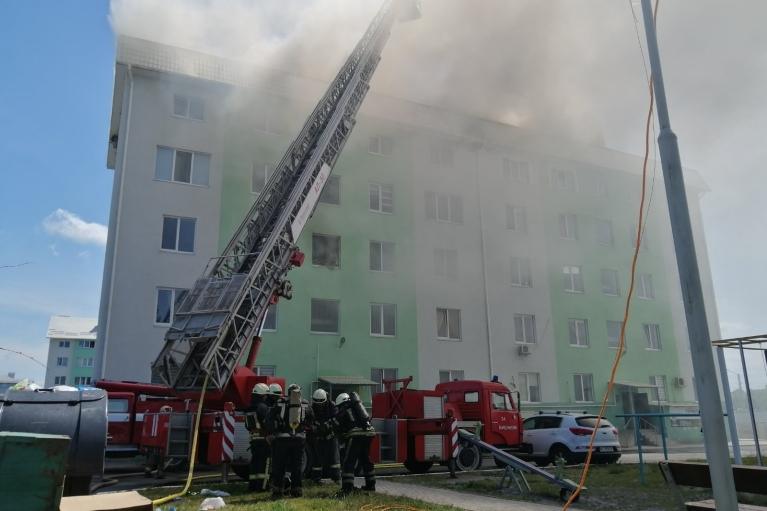 Взрыв дома в Белгородке: спасатели нашли тело погибшего