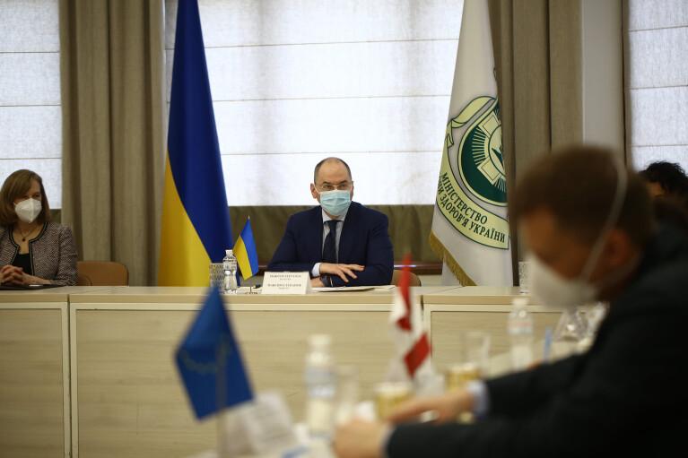 Степанов провел встречу с послами G7: о чем говорили