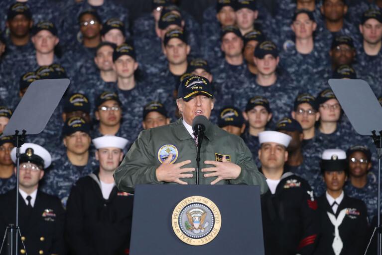 Главнокомандующий без армии. Чем грозят Трампу убийства американцев по заказу ГРУ