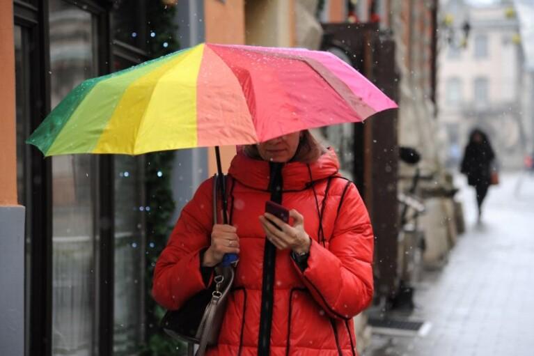 В Украине во вторник будет прохладно и дождливо (КАРТА)