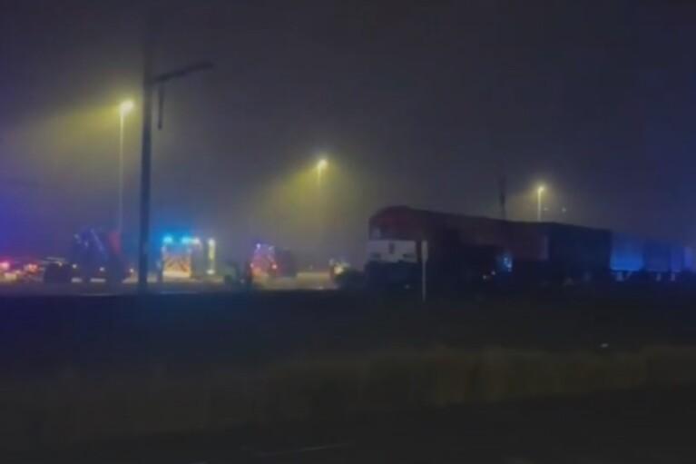 Український водій загинув в Бельгії під колесами поїзда