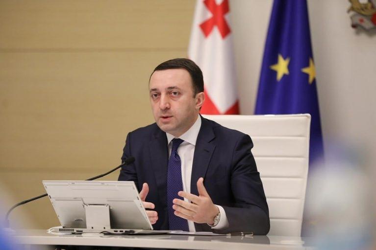 Премьер Грузии ответил на обвинение в подготовке убийства Саакашвили