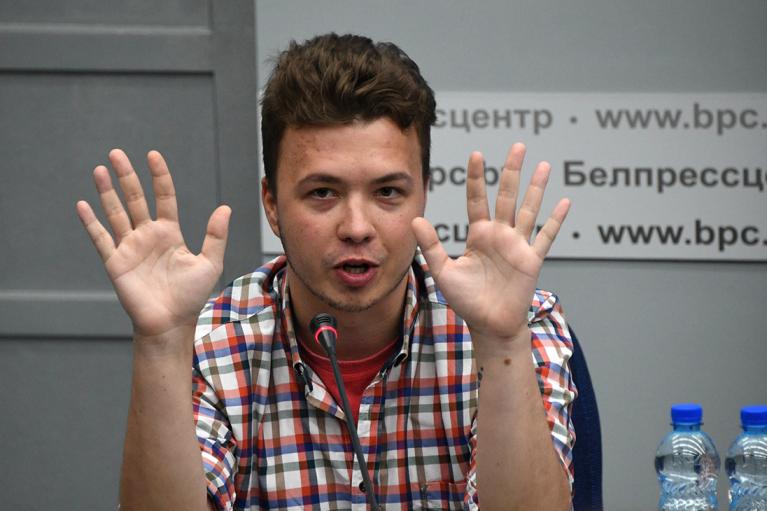 В Беларуси Протасевичу предъявили обвинения