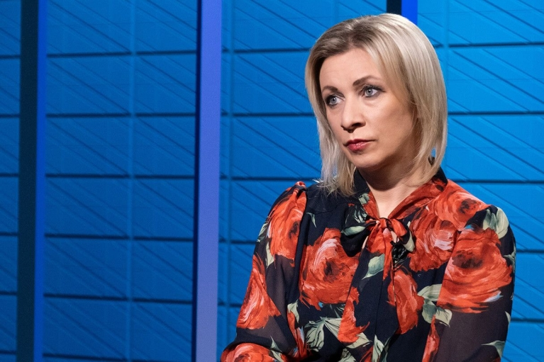 """Нужна выгода: Захарова ответила Кулебе на предложение по """"Северному потоку-2"""""""