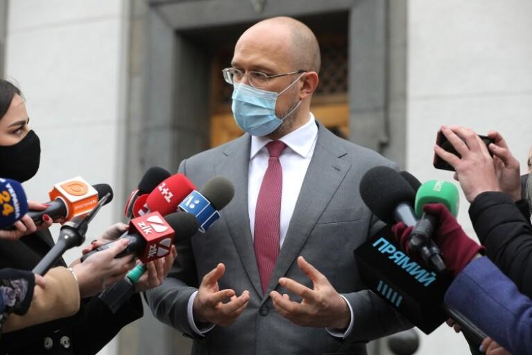 Шмигаль заявив, що Кабмін не регулюватиме ціни на продукти