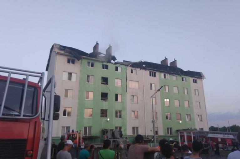 Трагедия в Белогородке: Полиция заявила о поджоге с целью скрыть убийство