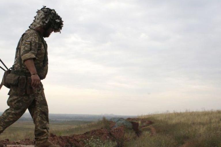 """Провокации продолжаются: боевики на Донбассе вели огонь из """"тяжелых"""" минометов"""