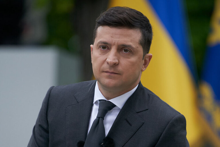 Зеленский назвал дело против Медведчука началом деолигархизации Украины