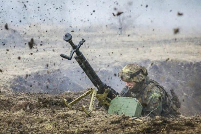 День в ООС: оккупанты шесть раз открывали огонь, потерь в рядах ВСУ нет